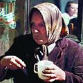 Maureen Folan szerepében Bacskó Tünde